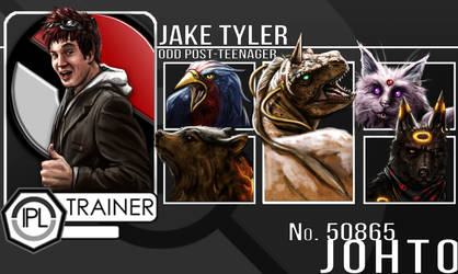 IPL Trainer Card by catandcrown