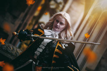 Alucard - Castlevania by catandcrown