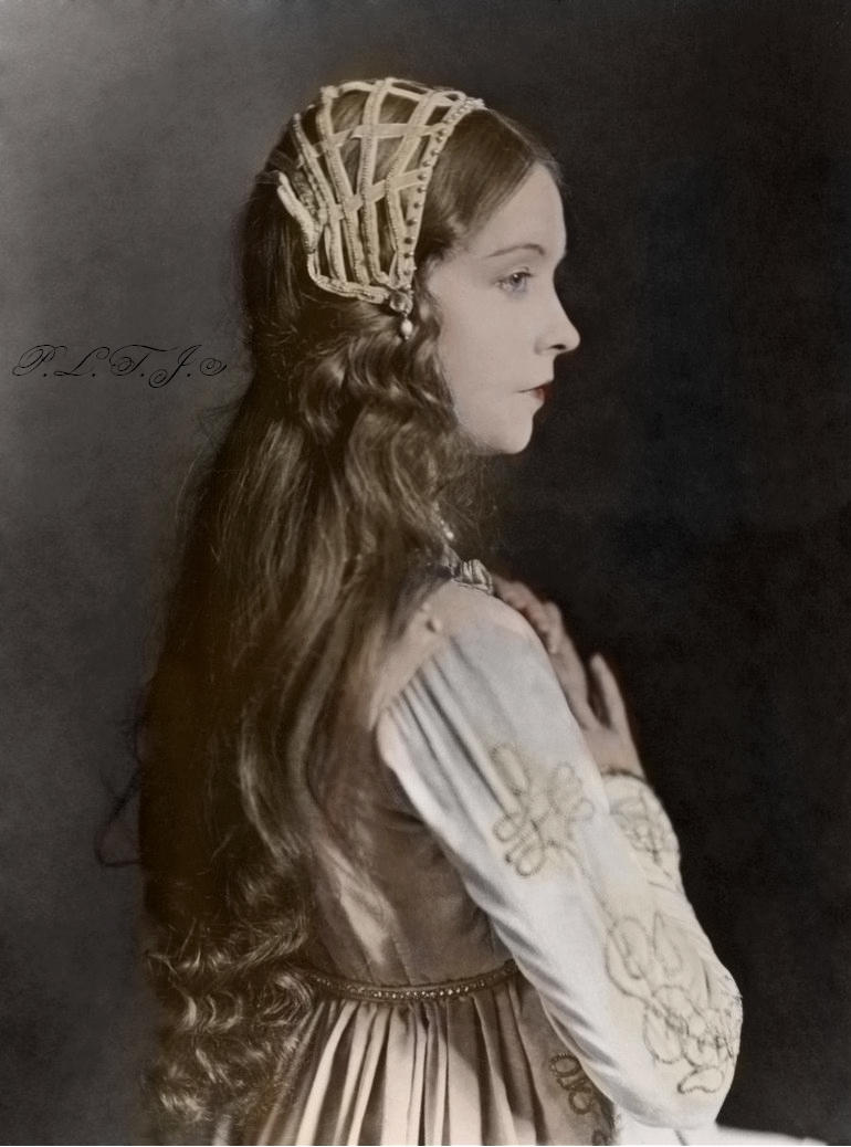 Lillian Gish by Linnea-Rose