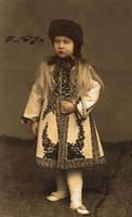 Little Princess Maria of Romania by Linnea-Rose