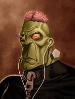 Frankenstein's Buddies by Eydea