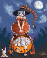 Happy Halloween by Bamboo-for-lunch