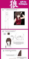 Drawing tutorial part 2 by xxMileikaIvanaxx