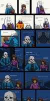 ::Nightmaretale - PG 8:: by xxMileikaIvanaxx