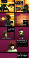 ::Nightmaretale - pg 68:: by xxMileikaIvanaxx