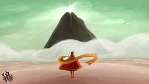 ::Journey - Fanart (SPEEDPAINT):: by xxMileikaIvanaxx