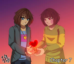 ::Nightmaretale - Chapter 7 (Epilogue):: by xxMileikaIvanaxx