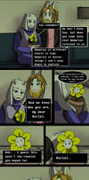 ::Nightmaretale - pg 103:: by xxMileikaIvanaxx