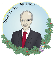 Russel M. Nelson by ammotc