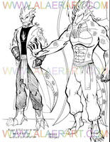 Drago means Dragon by alaer