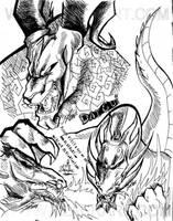 Dai Gui n Shendu DemonBrothers by alaer