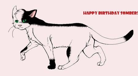 Happy Birthday Sleet! by xEchobreezex