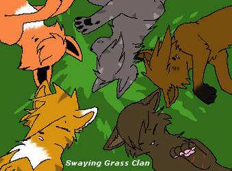 Swaying Grass Clan ( SGC ) by xEchobreezex