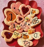 Cookie Faces by cookies-n-milkk