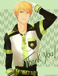 DMMD: Noiz (thankyou for 500 watchers!) by PunksGoneDaft