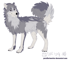 Freeline | Wolf by Julia2Artworker