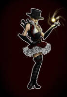 steampunk by ti3ren