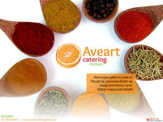 aveart - catering by seneiweb
