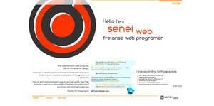 portfolio project 0 by seneiweb