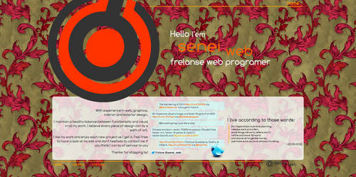 senei portfolio designe - creasy bg by seneiweb