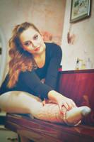Just my gymnastic by HammettLady