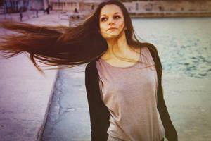 Wind blows by HammettLady