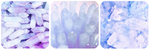 Aurora Ice | Deco Divider by TheCandyCoating