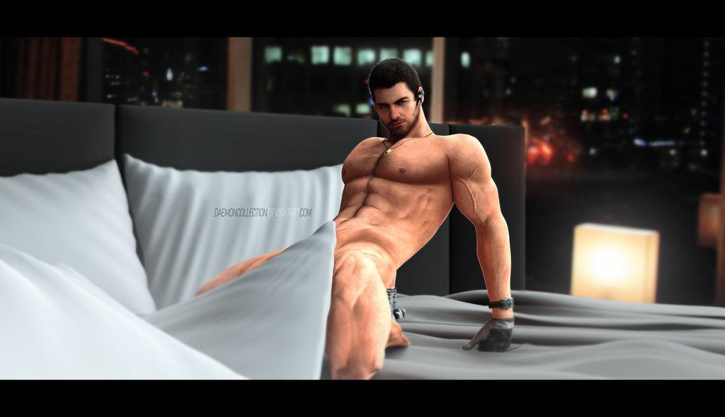 Brenna mckenna naked