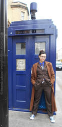 Tenth Doctor cosplay in London - VII by ArwendeLuhtiene
