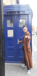 Tenth Doctor cosplay in London - VIII by ArwendeLuhtiene