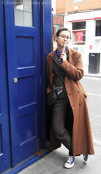 Tenth Doctor cosplay in London - XII by ArwendeLuhtiene
