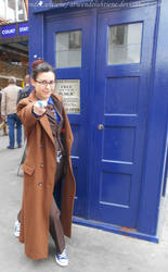 Tenth Doctor cosplay in London - XIII by ArwendeLuhtiene