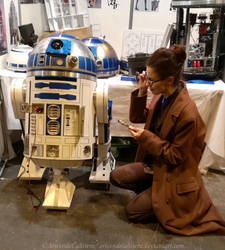 Ten meets R2-D2 by ArwendeLuhtiene