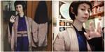 Spock in Vulcan robes cosplay - Test II by ArwendeLuhtiene
