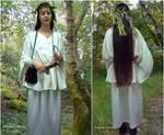 Druidess reenactment II by ArwendeLuhtiene