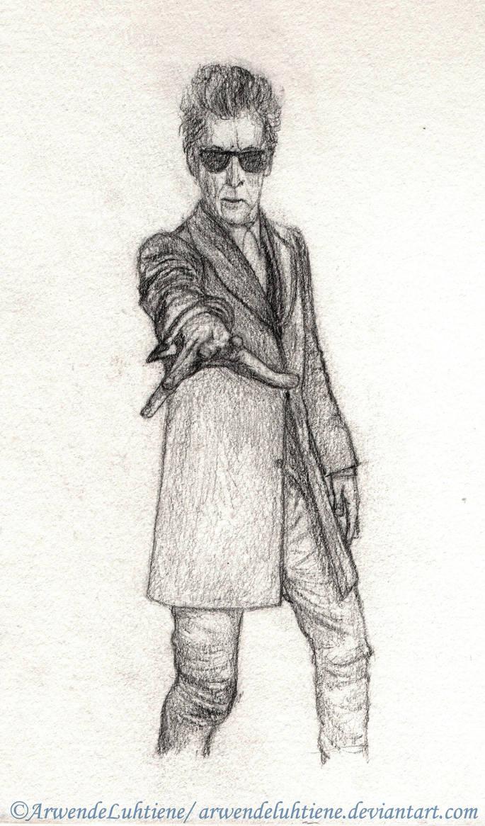 Doctor Who - Twelfth Doctor by ArwendeLuhtiene
