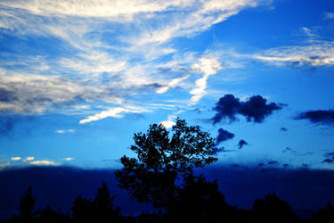 All the Blues of the Sky by Delta406