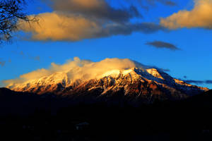 Mountain in the Sky by Delta406