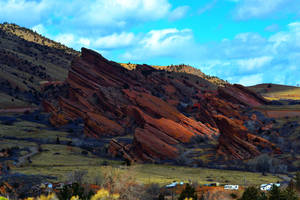 Red Rocks Crust by Delta406
