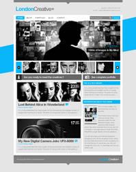 London Creative Wordpress by lickmystyle