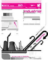 Industrial by uAe-Designer