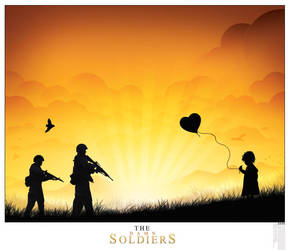The damn soldiers by uAe-Designer