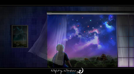 . : : Nighty Window : : . by uAe-Designer