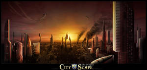 . : : City Scape : : . Edited by uAe-Designer