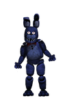 Un-withered Bonnie Full Body by Ebkas1