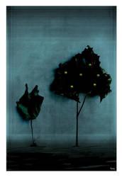 apple-tree by Trafial