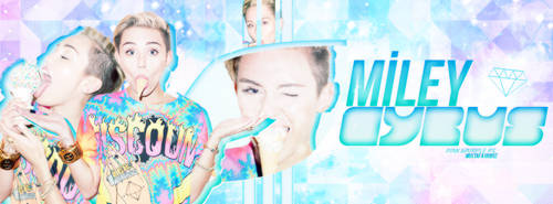 Miley Cyrus by Musty1999