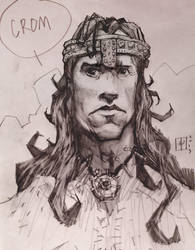 What would Crom do? by tomasoverbai