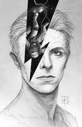 Rest in peace Mr. Bowie by tomasoverbai