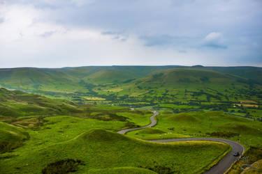 Derbyshire by oolay